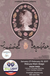 Limelight Theatre Presents Hedda Gabler January 27 - February 19, 2017