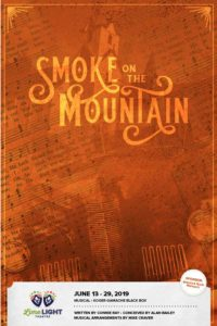 Limelight Theatre Presents Smoke on the Mountain June 13 – June 29, 2019