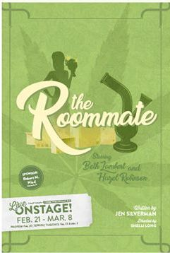 The Roommate Show Poster