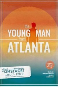 The Young Man From Atlanta Show Poster